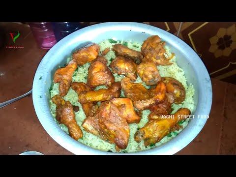 arabian dish chicken maqlooba | muchboos chicken recipe | how to make kabsa (traditional recipe)