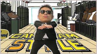 Gangnam Style short skit
