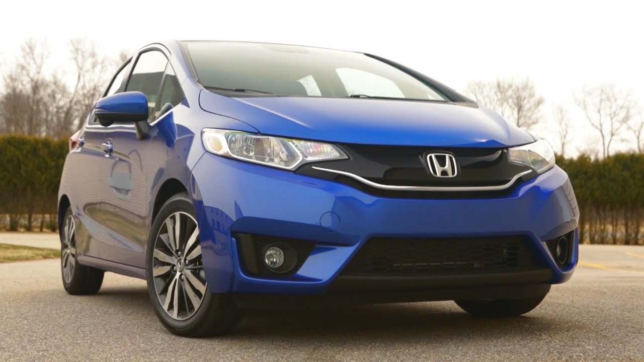 2015 honda fit review consumer reports youtube. Black Bedroom Furniture Sets. Home Design Ideas