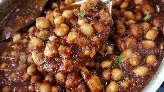 बस ये डाल दो छोले उबालते समय फिर देखो स्वाद उगलियाँ चाटते रह जाओगे-Chole Recipe In Hindi-Chole