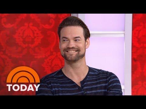 Shane West Talks 'Awakening The Zodiac' And Mandy Moore | TODAY