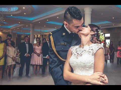 Dagmara i Bartosz pierwszy taniec
