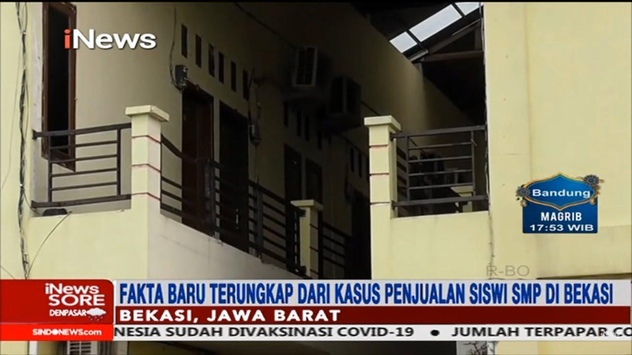 Download Fakta Baru Kasus Anak Wakil Rakyat Jual Siswi SMP di Bekasi - iNews Sore 20/04