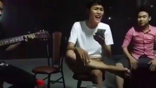 Vợ người ta cover trống cajon + Guitar bá đạo - Chun Yô Hóc