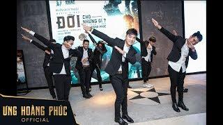 Buổi họp báo ra mắt MV ca khúc ĐỜI CHO NHỮNG GÌ của ƯNG HOÀNG PHÚC