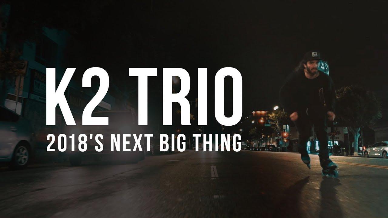 74da43e41b3 Trio 100 Women's - K2 Skates | K2 Skates 2019