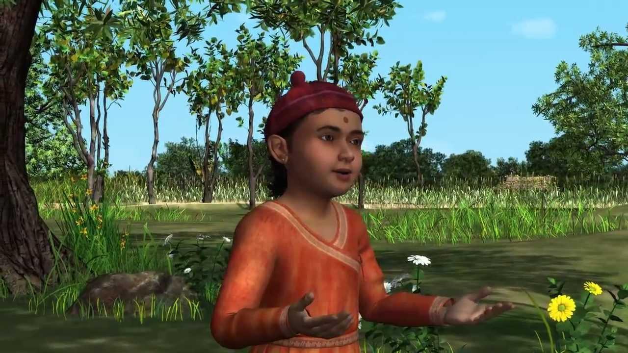 charitra bal Introducing the shree ghanshyam bal charitra animation set a series of leelas during shree ghanshyam maharaj's childhood.
