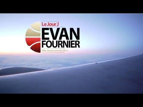Evan Fournier, Le Jour J (2011)