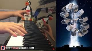 Interstellar Main Theme - Hans Zimmer Piano Cover by Amosdoll.mp3