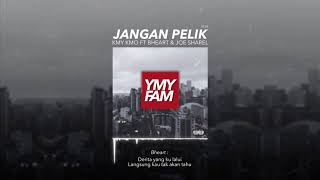 Kmy Kmo X B-Heart X Joe Sharel - Jangan Pelik (Prod. MubzBeats) LYRICS VIDEO