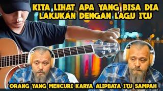 Download lagu ❗❗jangan main - main dengan master gitar indonesia Alip ba ta