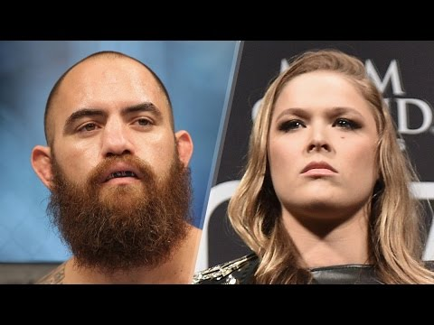 Ronda Rousey is dating an alleged domestic abuser. | Sports on Earth