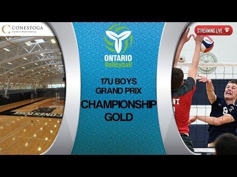 Boys Championship Gold