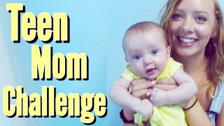 Download Video Being A Teen Mom For A Day!!! MP3 3GP MP4