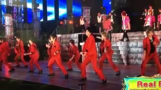 ジャニーズカウントダウン2011〜2012 「JUMPが歌うKAT-TUNのReal Face」