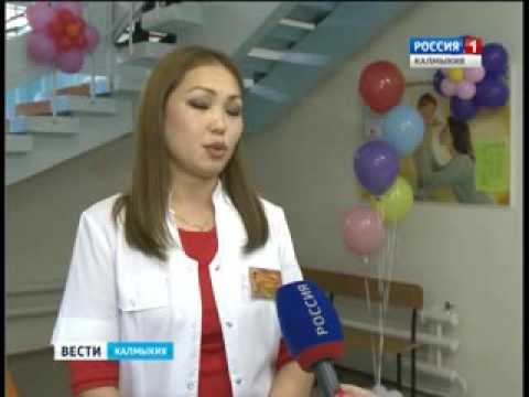 После капитальной реконструкции открылся филиал детской поликлиники