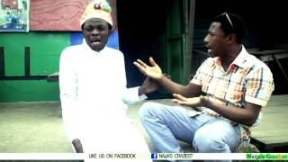 African Comedy- Danladi The Aboki in  BET Palava Hilarious