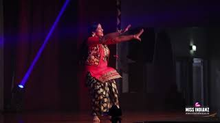 Gidda and Bhangra Solo Performance at Miss IndiaNZ 2018