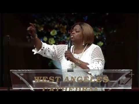 Ambassador Suzan Johnson Cook Preaching at West Angeles COGIC 2016 HD!