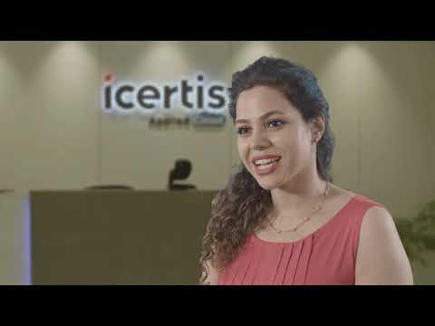 What's It Like Interning for Icertis?