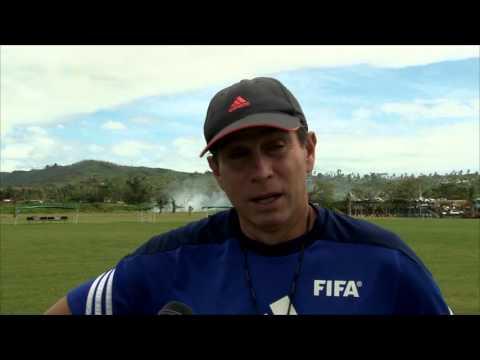 FIJI U23 Brazil Tour- FRANK FARINA