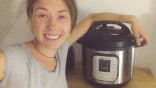 Endlich zurück: Instant Pot Schnellkochtopf #ad
