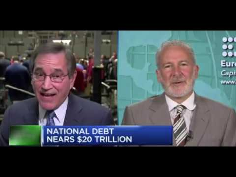 No President Will Escape Fed's Debt Bomb - Schiff and Santelli Discuss