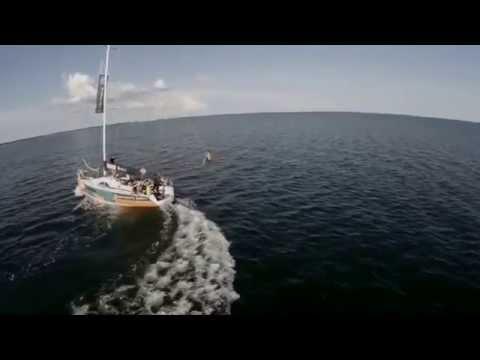 Sailing trip with Merele.ee