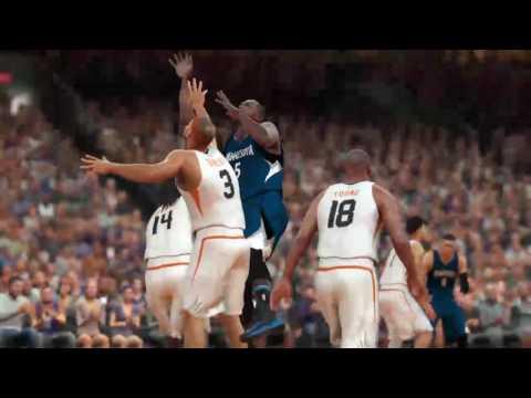 Jordan court grind