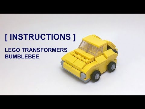 How To Build Lego Transformers Mini Bumblebee Most Popular Videos