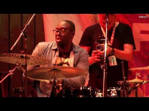 Mark Kelso - Larnell Lewis - Vulcan Mind Meld (Part 3) - TU Jazz Festival 2017