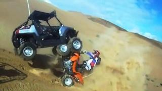 Ultimate ATVs vs. Dirt Bikes Fails || FailArmy [PSE Warning]