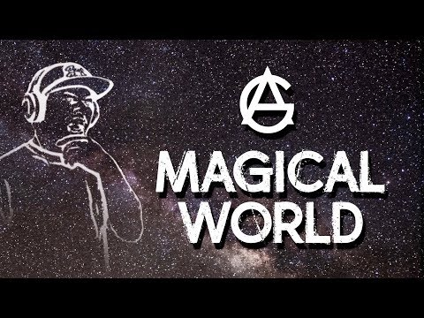 """Magical World"" by A.G. of D.I.T.C. (Official Music Video)"