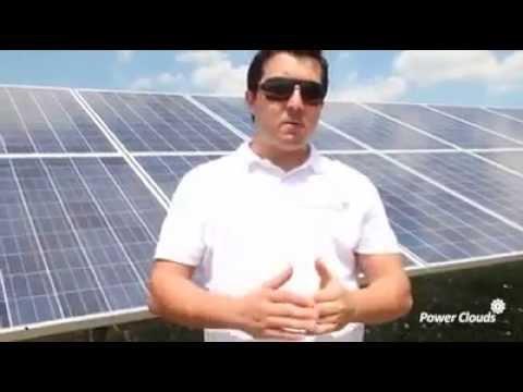 Inauguracao da Power Cloud na Romenia com Fernando Batagioto