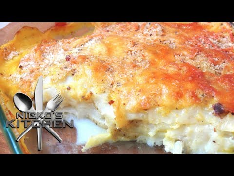 Creamy Potato Bake - Video Recipe