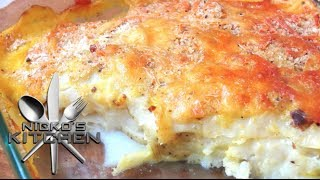 Creamy Potato Bake - Video Recipe