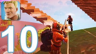 Fortnite - Gameplay Walkthrough Part 10 (iOS)