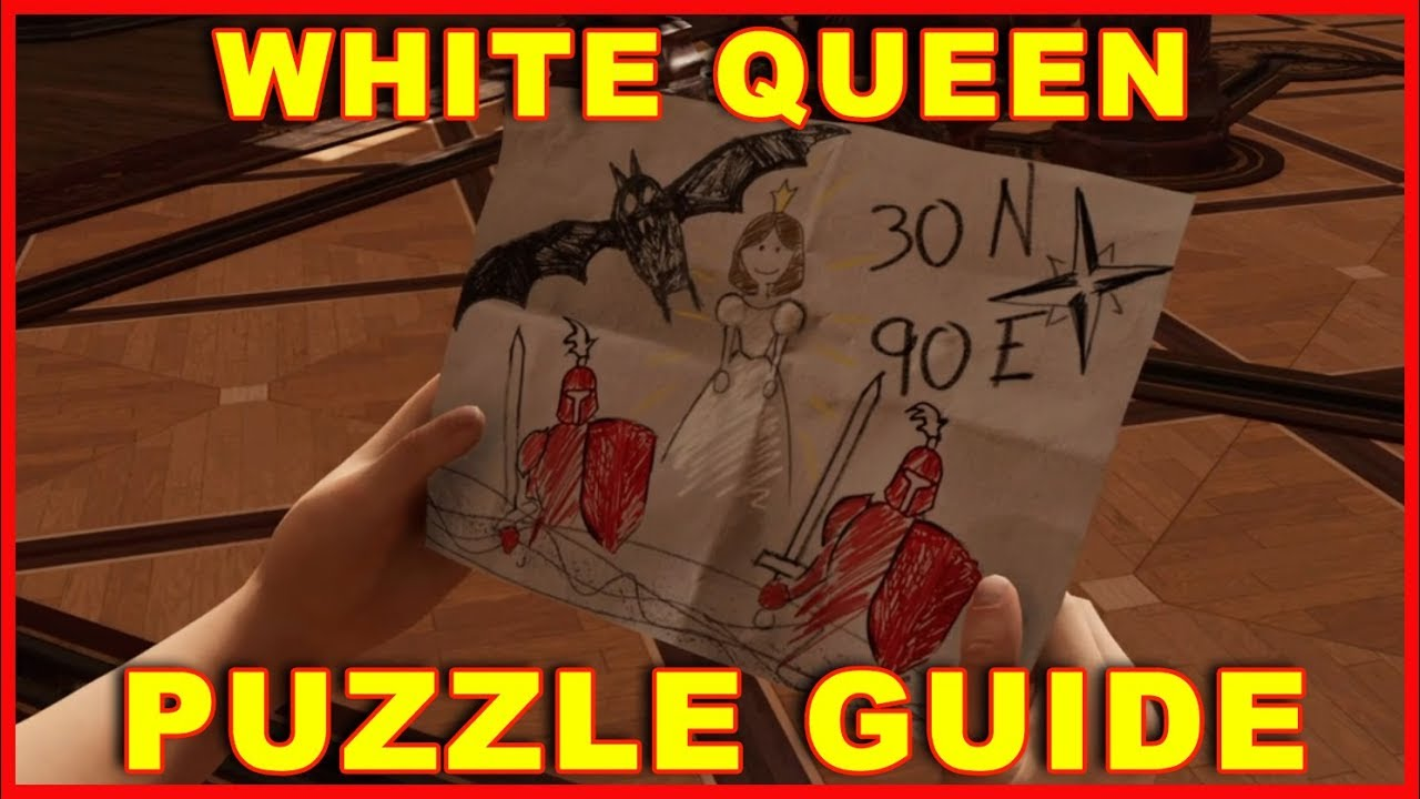 Shadow Of The Tomb Raider White Queen Puzzle Guide Young Lara