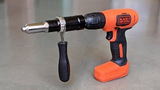 5 Awesome Drill Attachment !!!