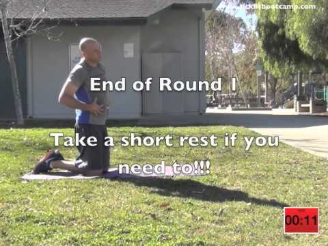SickFit: Fit In 15- 15 Minute 6 Pack Abs Workout