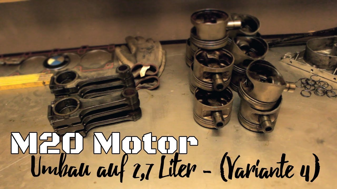Bmw M20 27liter Eta Umbauvariante4teil1 Ae Motors