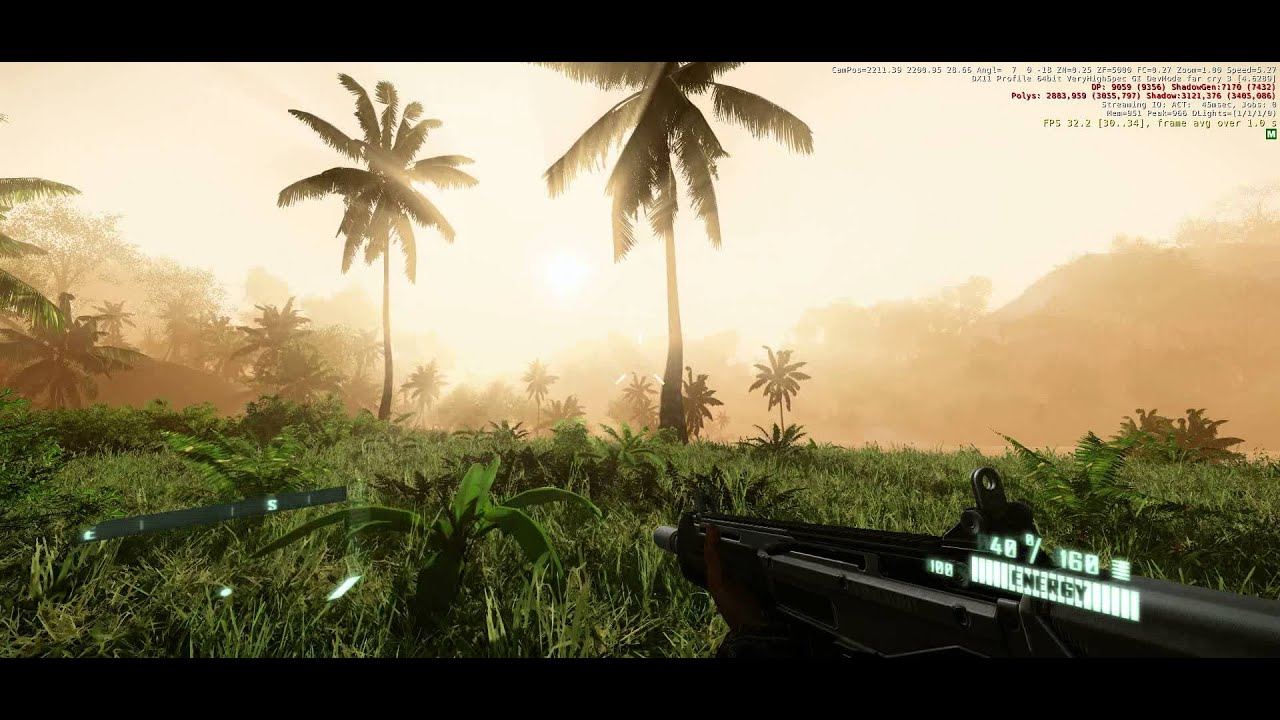 Cryengine 3 Farcry 3 Map 1080p Youtube