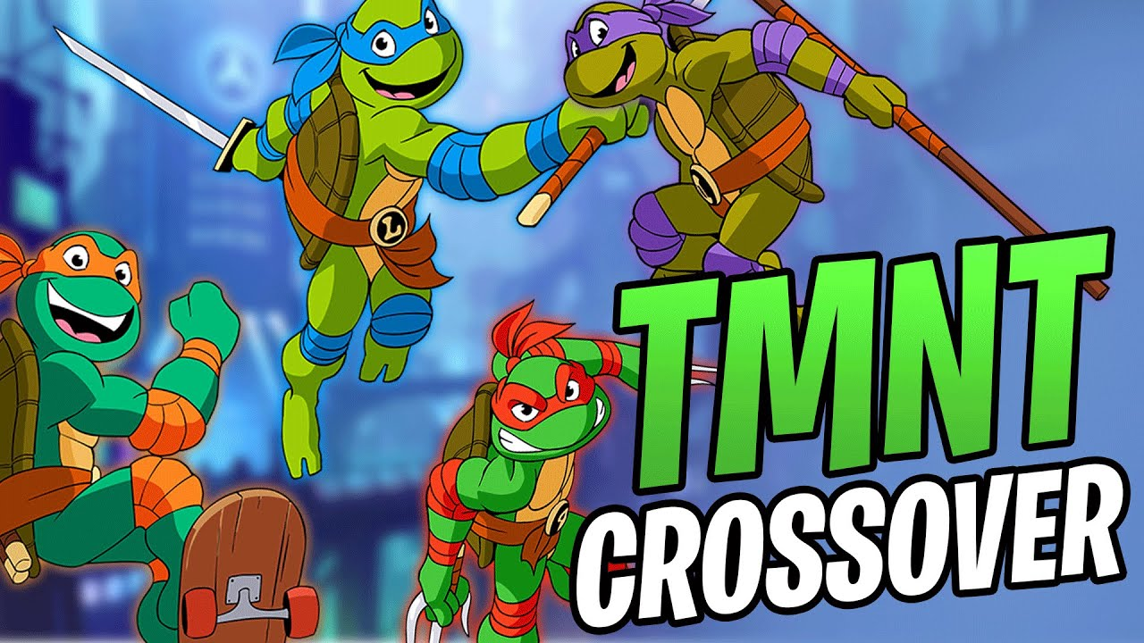TMNT IS IN BRAWLHALLA!! Reaction + Trailer Analysis