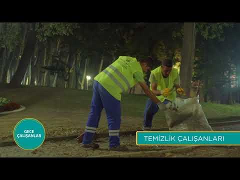 Gece Çalışanlar | Temizlik Çalışanları