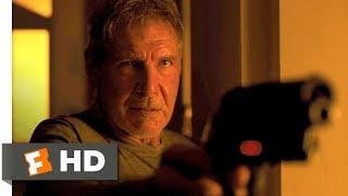 Blade Runner 2049 (2017) - Finding Rick Deckard Scene (6/10)   Movieclips