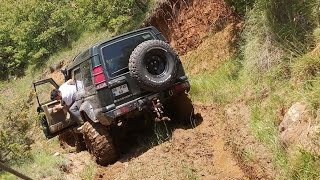 Pars Team | Cehennem Deresi | Hell River Mud Extreme Off Road!!!