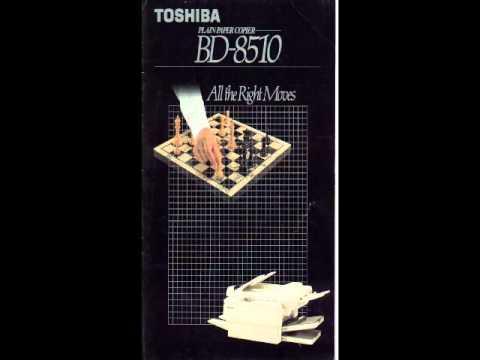 Old Toshiba copiers.