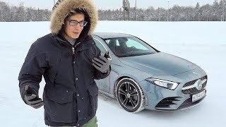 Щенячий Восторг И Разочарование: Новый Мерседес А-Класс. Тест-Драйв И Обзор Mercedes A-Class (W177)