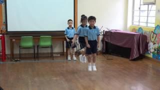 開放日-花式跳繩表演