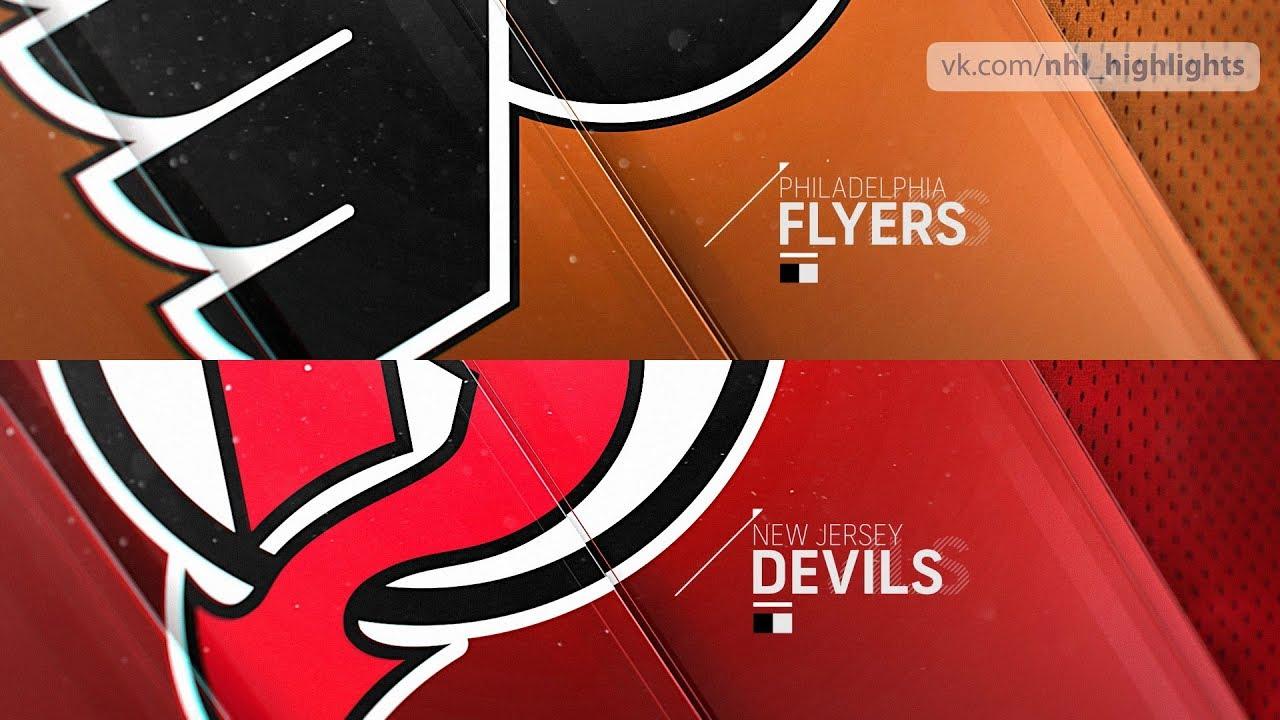another chance e47fc c77f4 Philadelphia Flyers vs New Jersey Devils Mar 1, 2019 HIGHLIGHTS HD